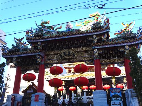 02横浜関帝廟
