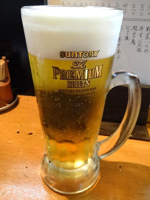 43生ビール380