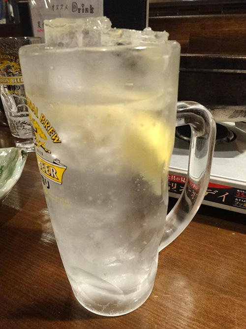 12レモンチューハイ