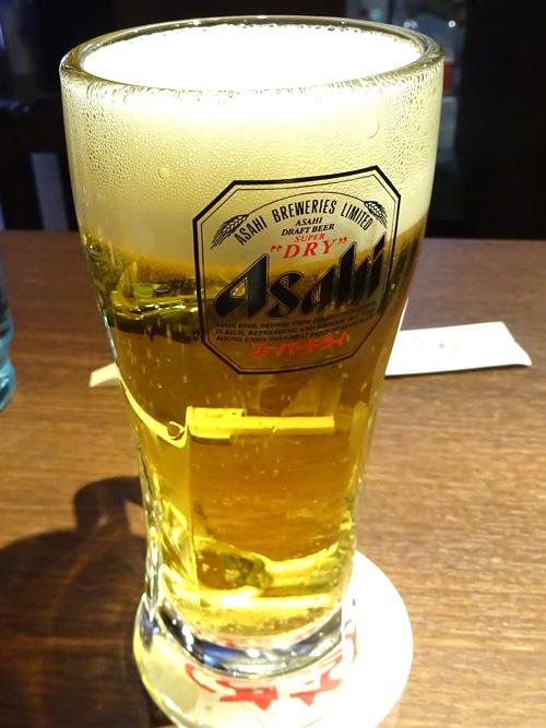30生ビール500