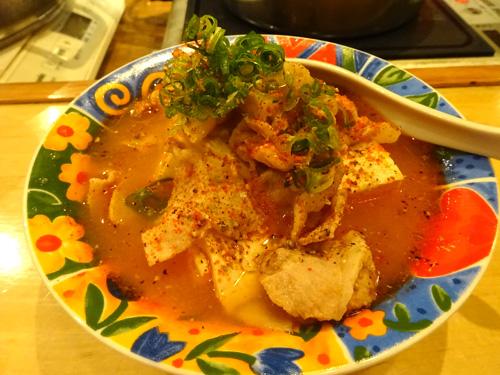 27激辛肉豆腐