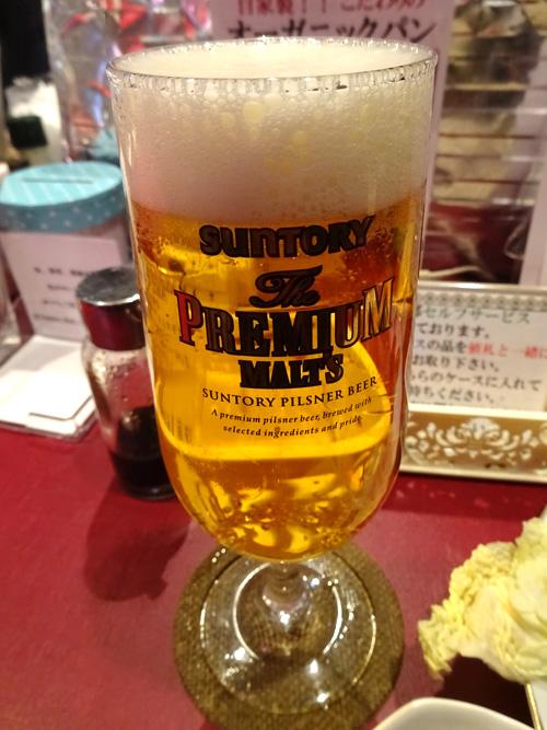 21生ビール