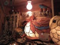 ハンズ展示カルガモ