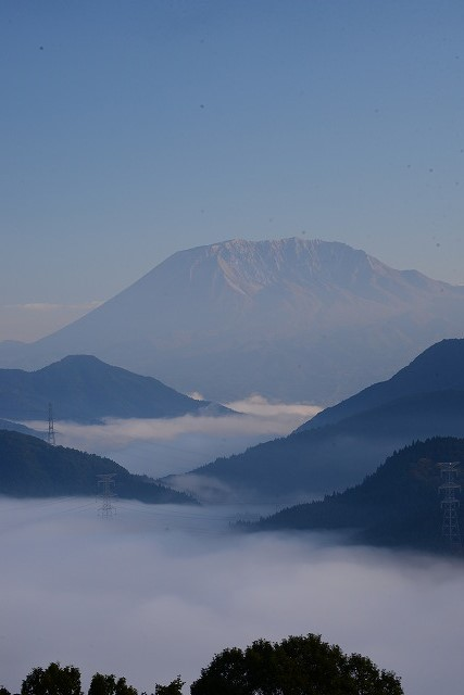 明智峠の雲海6