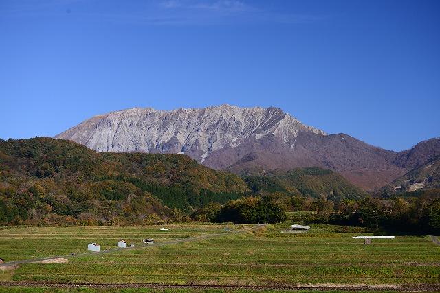 御机からの大山1