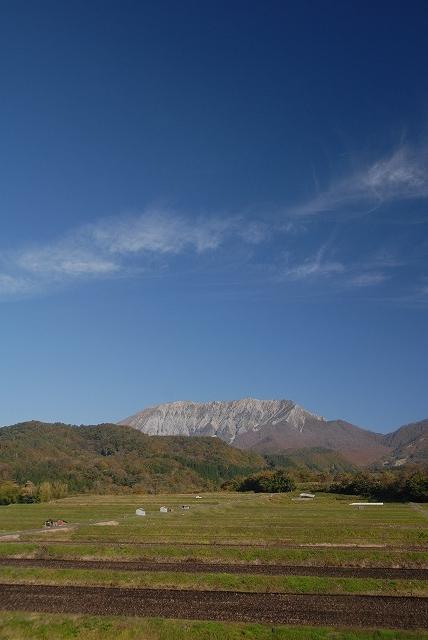 御机からの大山2
