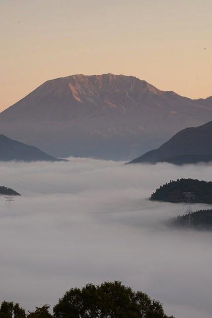 明智峠の雲海5