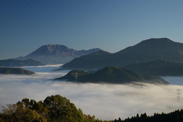 明智峠の雲海9