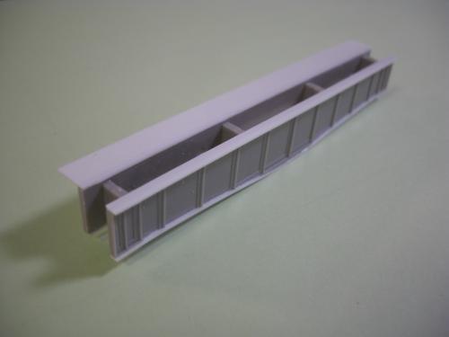 Nゲージレイアウト作製記  転車台2