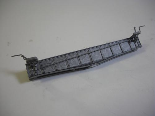 Nゲージレイアウト作製記  転車台15