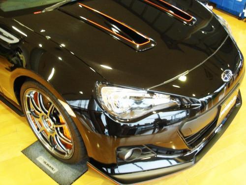 Subaru BRZ concept c
