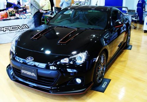 Subaru BRZ concept a