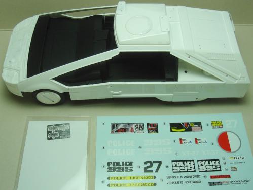 fujimi deckard sedan 002