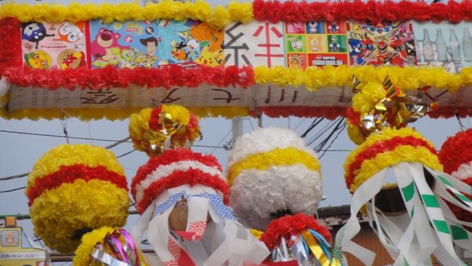 入間川七夕祭り2011