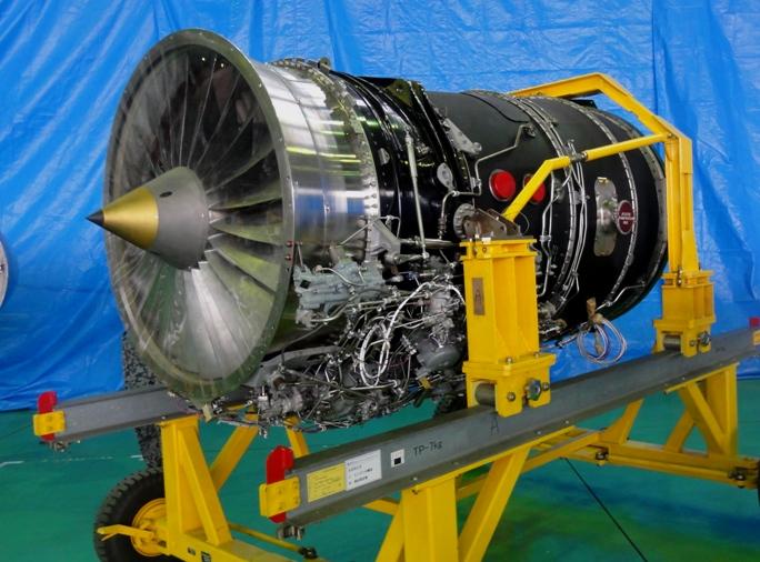 エンジン TF611-8  U-4搭載