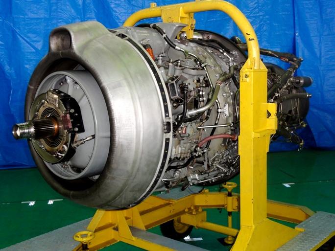 エンジン DART 542-10K. YS-11搭載