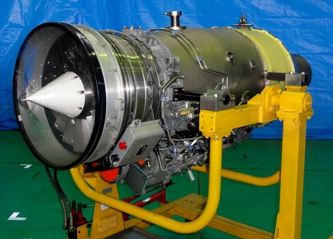 ジェットエンジンF3-IHI-30B.ーA