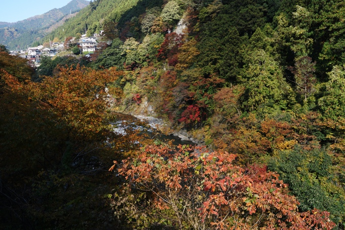 もえぎ橋付近20131117A