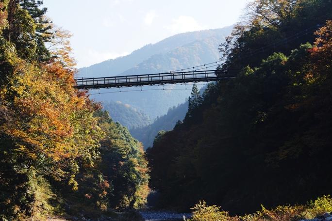 多摩川より~もえぎ橋20131117-2.A