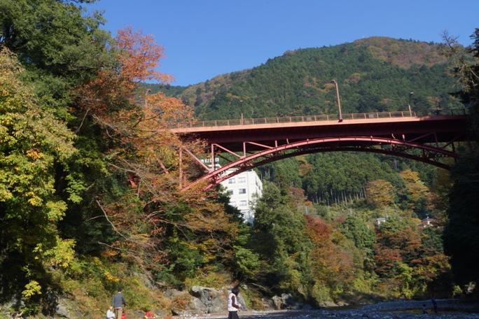 奥多摩昭和橋20131117A