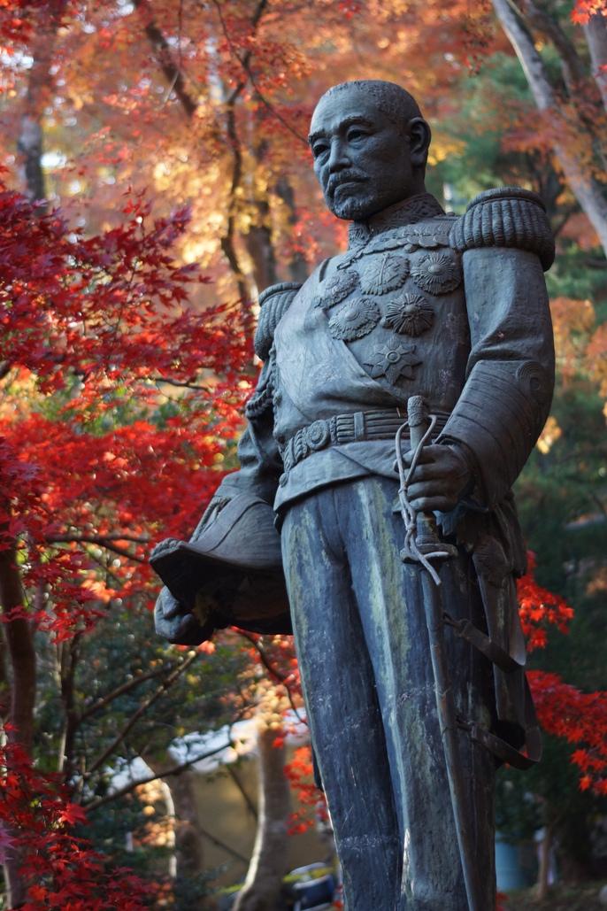 東郷元帥銅像D 20131124A