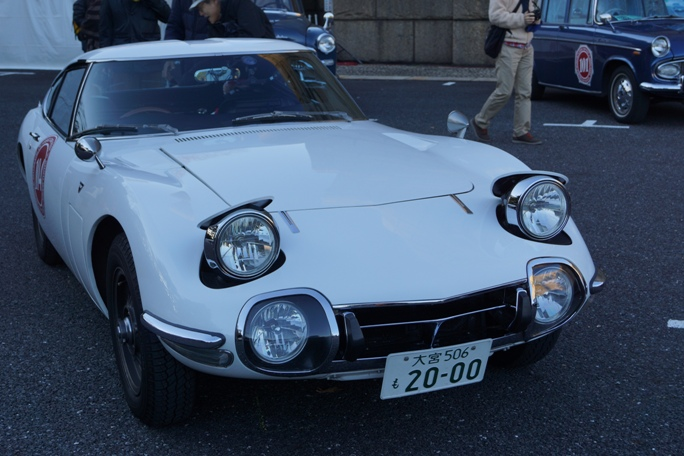 トヨタ2000GT-3A