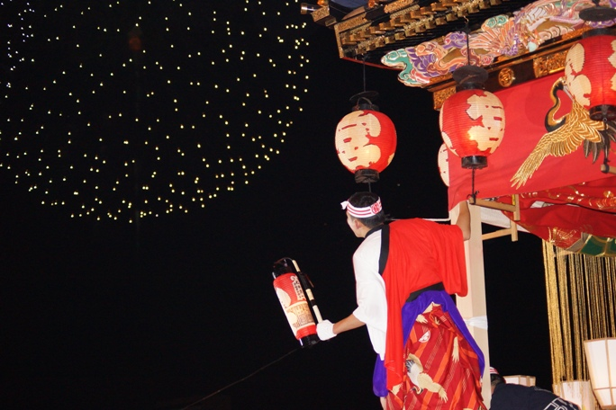 秩父夜祭  2013 花火&宮地屋台-2A