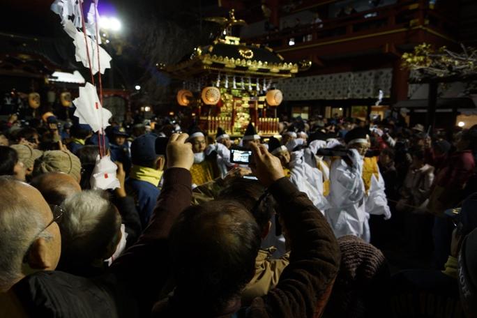 秩父夜祭 2013 神社 神輿A