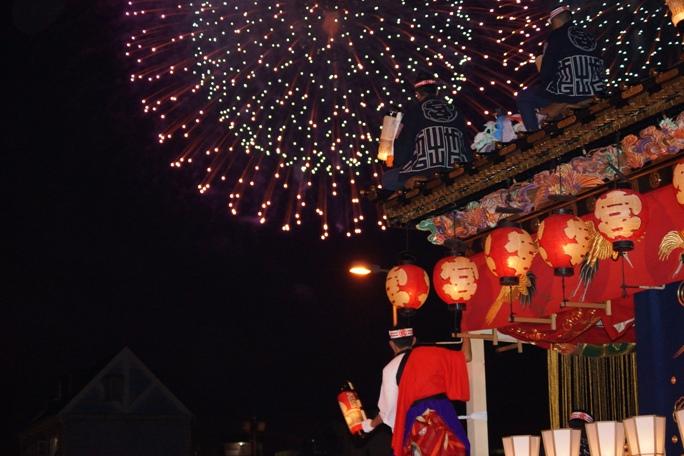秩父夜祭  2013 花火&宮地屋台-1A