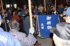 秩父夜祭 2013 神社 お供物