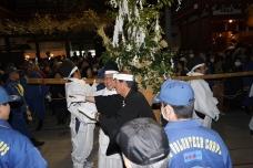 秩父夜祭 2013 神社 お供物-2A
