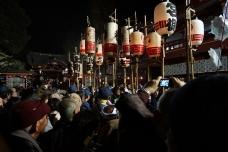 秩父夜祭 2013 神社 提燈A