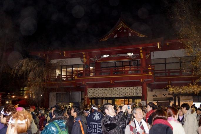 秩父夜祭 2013 神殿A