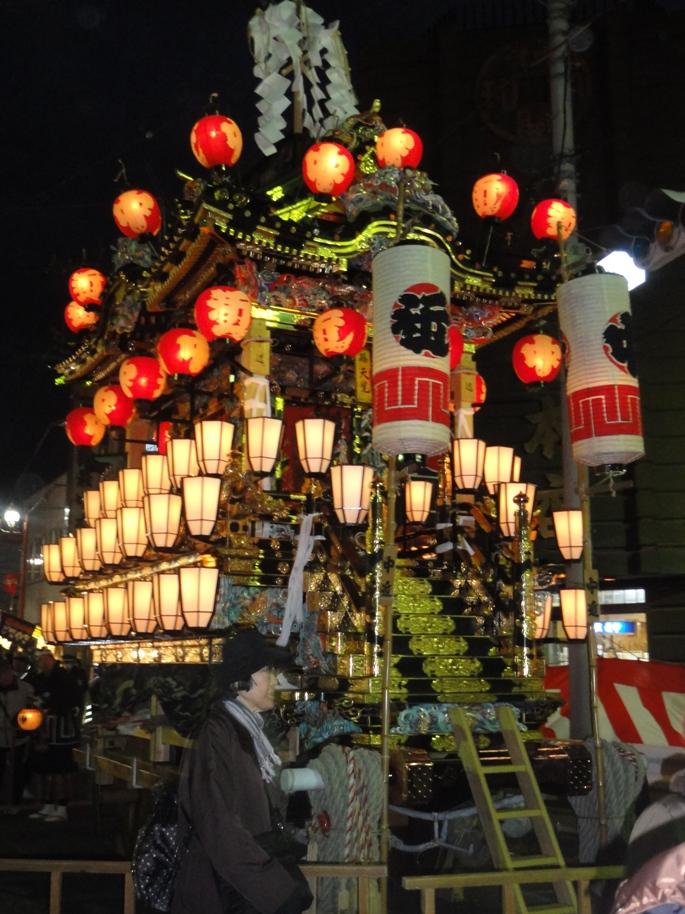 秩父夜祭 2013 中近笠鉾-2A