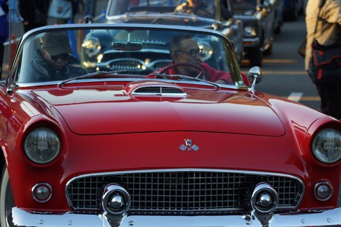 フォード サンダーバード 1955年式-2A