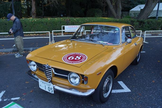 アルファロメオ 1300GT ジュニア 1970年式A