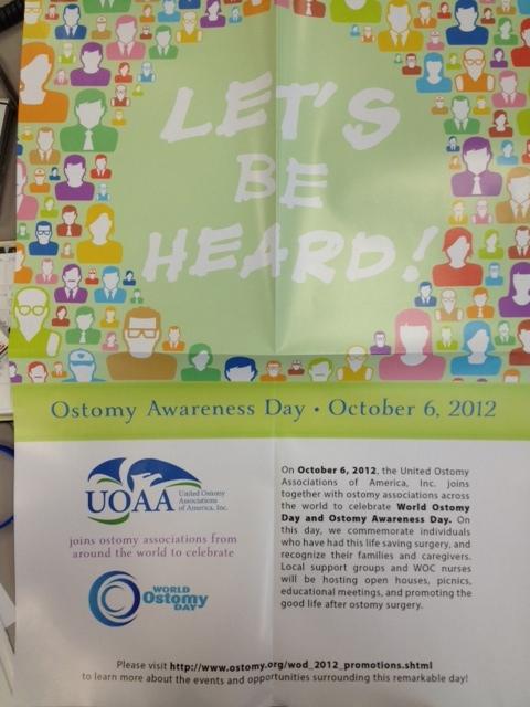 UOAAのWODポスター