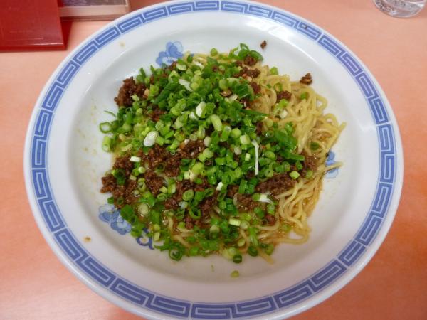 汁なし担々麺4
