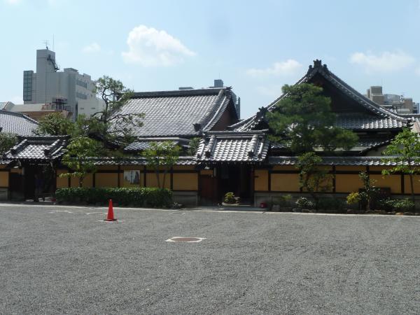本能寺僧坊