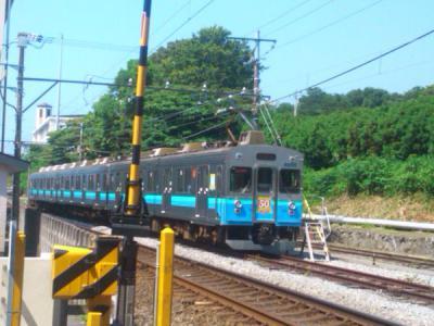 電車の写メ