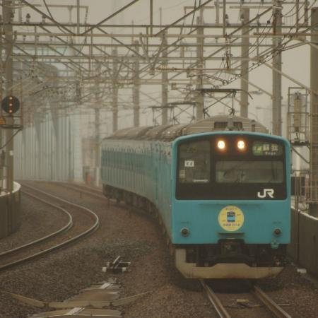 京葉線 201系