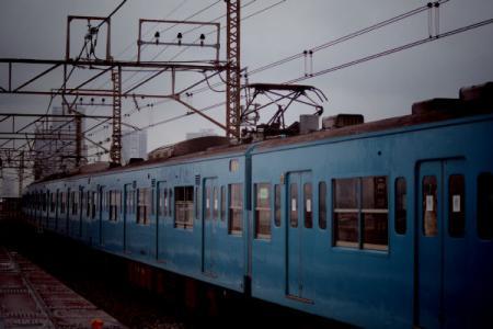 京葉線201系