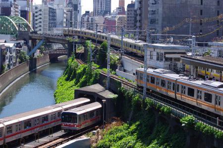 御茶ノ水駅・聖橋