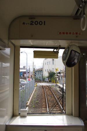 関東鉄道竜ヶ崎線2000系&踏切