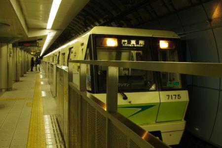 大阪市営地下鉄 長堀鶴見緑地線 70系