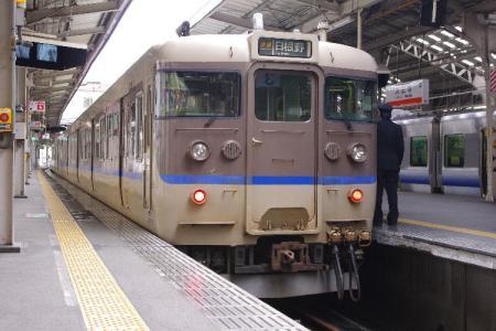 天王寺 阪和線113系