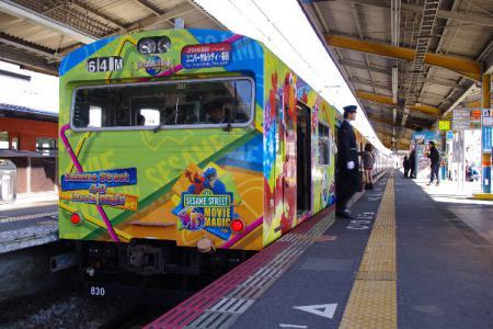 西九条 桜島線103系