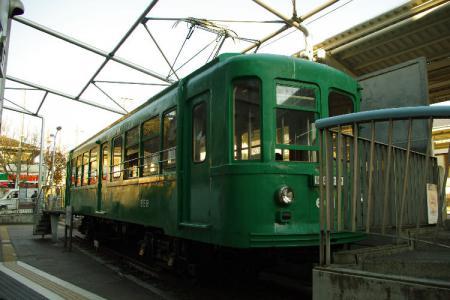 世田谷線 宮の坂駅