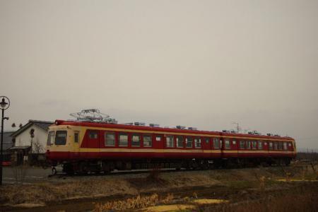 長野電鉄2500系