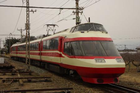長野電鉄 1000系